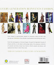 Load image into Gallery viewer, Fashion: The Definitive History of Costume and Style