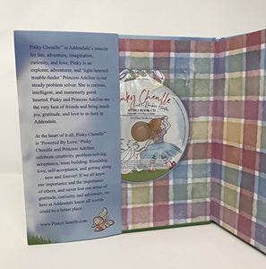 Pinky Chenille and the Rainbow Hunters: A Whimsical Rhyming Picture Book for Kids Age 3-5