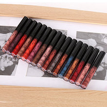 Load image into Gallery viewer, Froomer 16 Colors Waterproof Long Lasting Matte Liquid Lipstick Beauty Lip Gloss (16PCS)