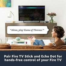 Load image into Gallery viewer, Fire TV Stick with Alexa Voice Remote | Streaming Media Player