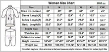 Load image into Gallery viewer, Cycling Jersey Women Aogda Bike Shirts Bicycle Bib Shorts Ladies Biking Pants Tights Clothing