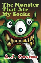 Load image into Gallery viewer, The Monster That Ate My Socks: Special Edition