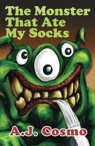 The Monster That Ate My Socks: Special Edition