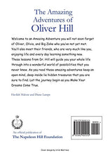 "Load image into Gallery viewer, The Amazing Adventures Of Oliver Hill: 17 Short Stories based on the Principles of Success by ""Think and Grow Rich"" Author, Napoleon Hill"
