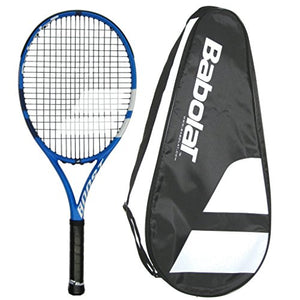 Babolat 2018 Boost D (Boost Drive) Tennis Racquet - Strung with Cover (4-3/8)