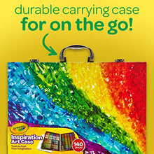 Load image into Gallery viewer, Crayola Inspiration Art Case Coloring Set, Gift for Kids Age 5+