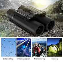 Load image into Gallery viewer, Compact Binoculars for Adults Lightweight & Waterproof 10X25mm