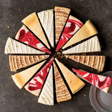 Load image into Gallery viewer, Omaha Steaks 40 oz. Gourmet Cheesecake Sampler