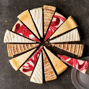 Omaha Steaks 40 oz. Gourmet Cheesecake Sampler