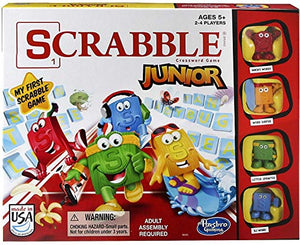Scrabble Junior Game