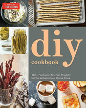 Load image into Gallery viewer, DIY Cookbook: Can It, Cure It, Churn It, Brew It