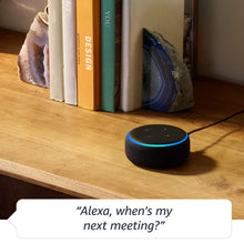 Load image into Gallery viewer, Echo Dot (3rd Gen) - Smart speaker with Alexa - Plum