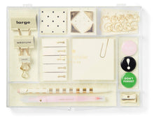 Load image into Gallery viewer, Kate Spade New York Women's Office Supplies Tackle Box (176353)