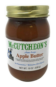 Mccutcheon, Spread Apple Butter, 19 Ounce