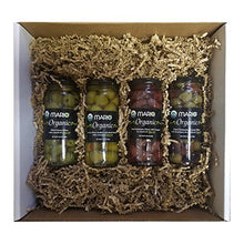 Load image into Gallery viewer, Mario Camacho Olive Gift Box, 6.25 oz, (Pack of 4)