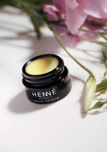 Load image into Gallery viewer, Henné Organics Lip Balm Moisturizer - Organic Lip Treatment 0.35oz