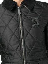 Load image into Gallery viewer, BURBERRY Luxury Fashion Womens Down Jacket Winter Black