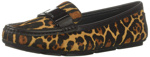 Calvin Klein Women's Lisette Pump, Leopard, 8.5 Medium US
