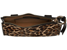 Load image into Gallery viewer, Rebecca Minkoff Women's 25 mm Exotic Belt Bag Cheetah/Gold MD