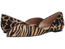 Load image into Gallery viewer, Sam Edelman Women's Rodney Ballet Flat, New Nude Leopard, 8 M US