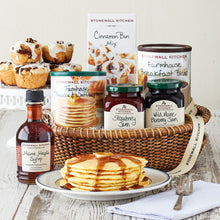 Load image into Gallery viewer, Stonewall Kitchen New England Breakfast Gift (6 Piece Gift Basket)