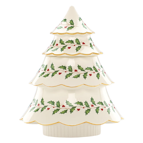 Lenox 847188 Holiday Tree Cookie Jar