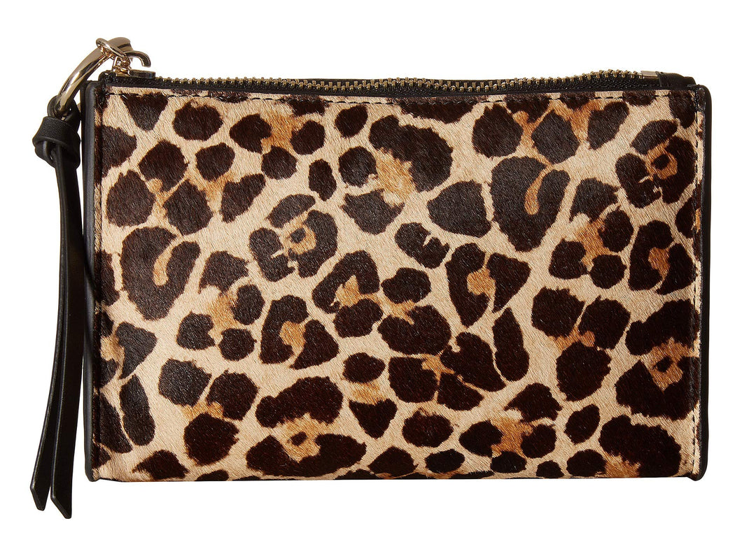 Rebecca Minkoff Women's 25 mm Exotic Belt Bag Cheetah/Gold MD