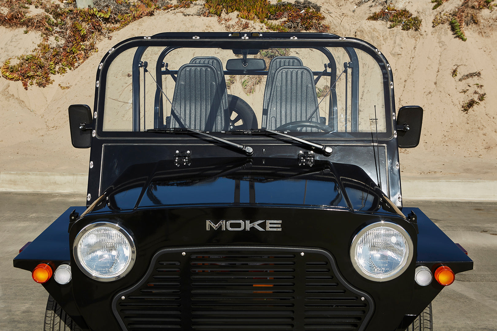 Electric Moke