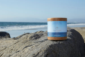 Coastal Day Soy Candle by Tim Clarke