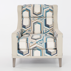 San Onofre Wing Chair
