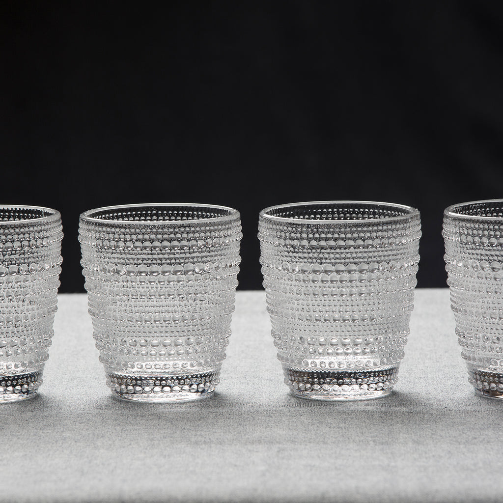 Lumina Clear Highball Glass Set