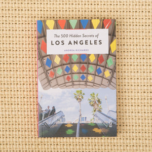 500 Hidden Secrets of LA