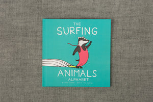 The Surfing Animals Alphabet