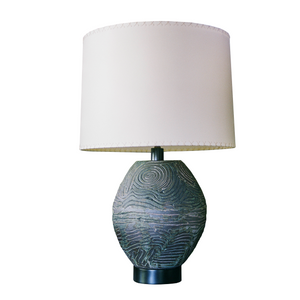 Coil Ovoid Lamp