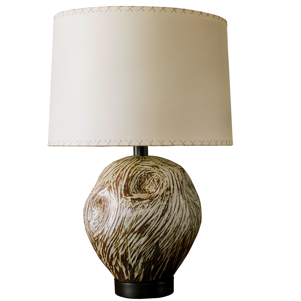 Hairy Ovoid Lamp