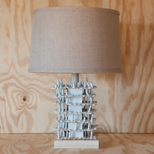 White Reef Lamp
