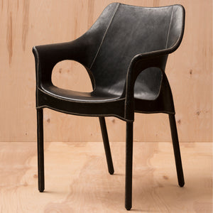 Capiata Leather Chair