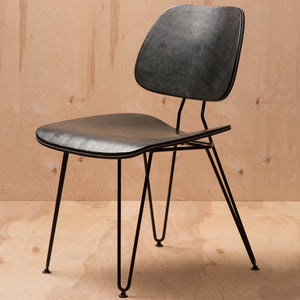 Nordic Leather Chair