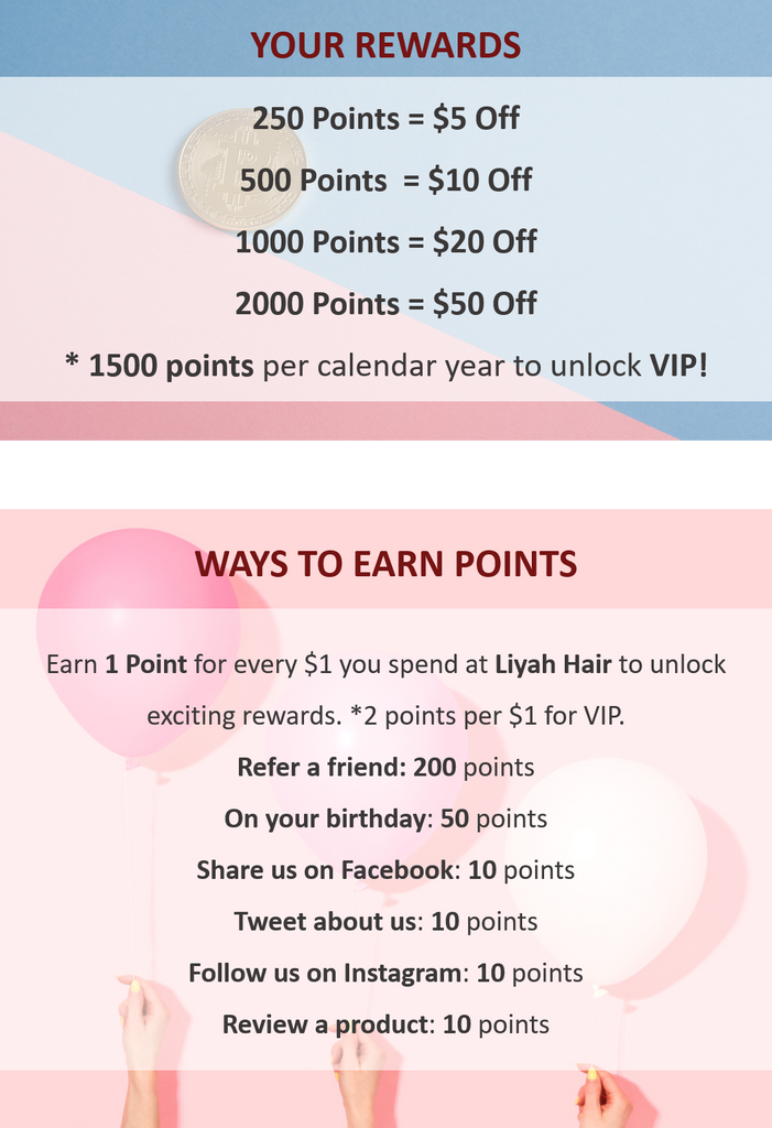 Rewards – Liyah Hair