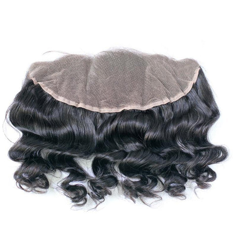 13x4 Virgin Loose Wave Lace Frontal-Liyah Hair
