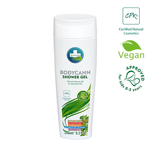BODYCANN GEL DOUCHE