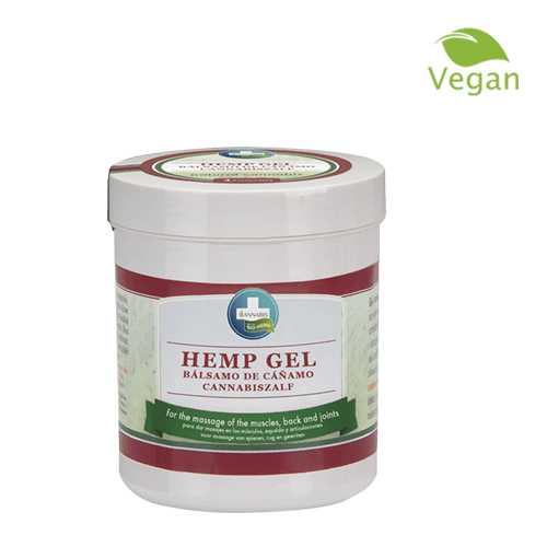 HEMP GEL – GEL DE MASSAGE AU CHANVRE