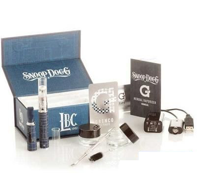Pack Snoop Dogg G Pen - Vaporisateur d'herbes