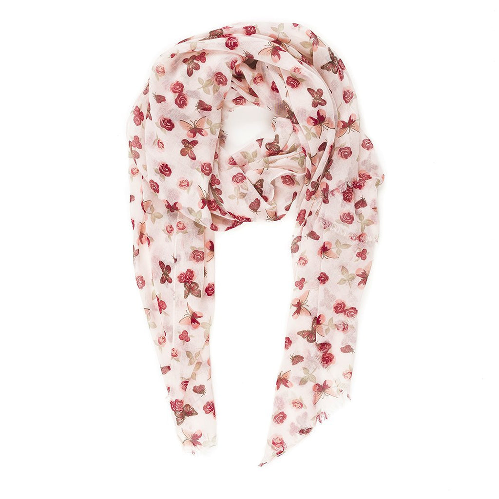 for Women Lightweight Butterfly Fashion Fall Winter Scarves Shawl Wraps