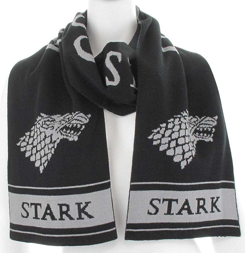 of Thrones House Stark Insignia Scarf