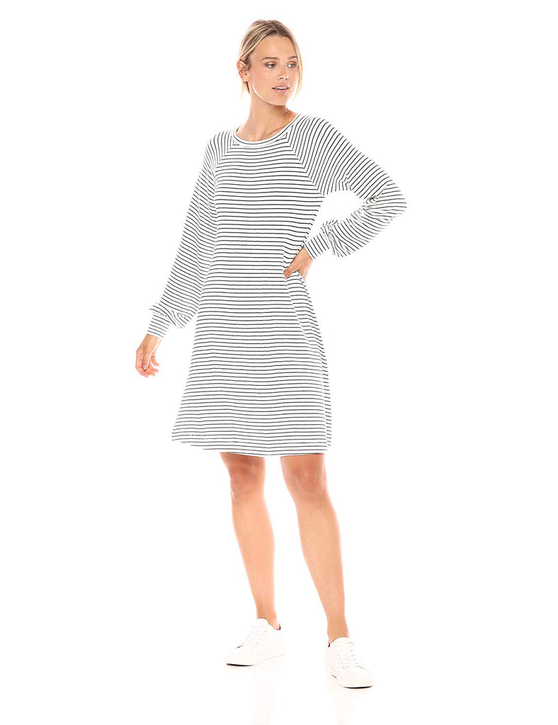 Ritual Women's Supersoft Terry Relaxed Sweatshirt Dress