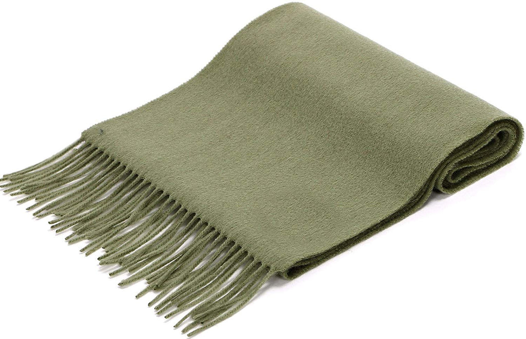 Men/Women Soft Luxurious Cashmere Scarf w/Gift Box