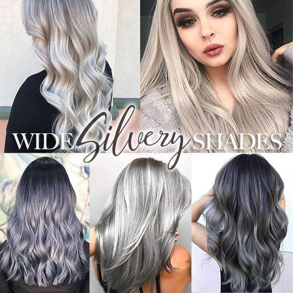 Silver Gray Hair Dye (50% OFF)