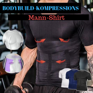 Bodybuild-Kompressions-Mann-Shirt