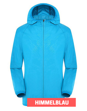 Ultraleichter, regensicherer Windbreaker